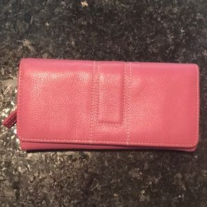 Clark's Genuine Leather Wallet